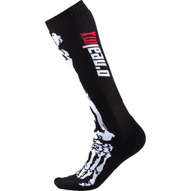 O'Neal Pro MX Socks XRay Kinder black/white